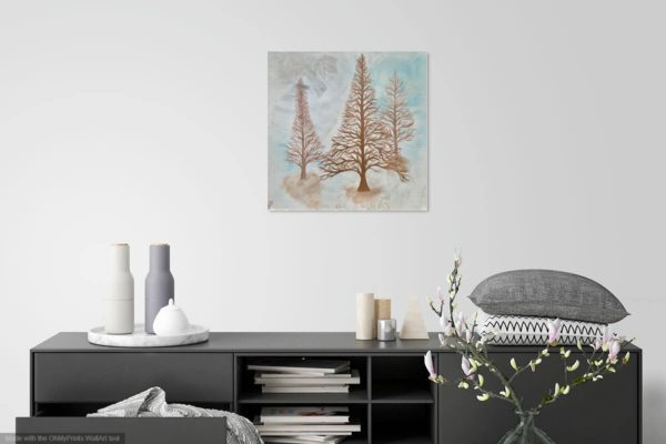 Deciduous Modern Contemporary Painting 7