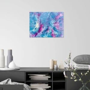 Mystical Original Abstract Painting 6